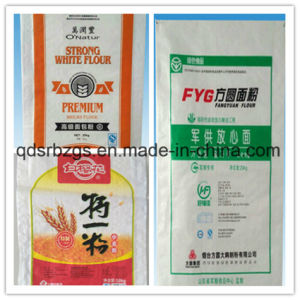 China Made High Quality Plastic PP Woven Bag for Flour pictures & photos