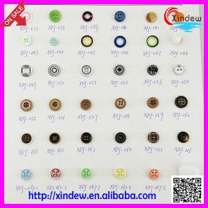 Plastic Garment Button pictures & photos