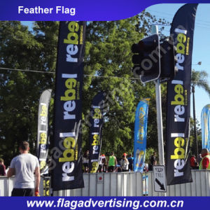 Fast Delivery No MOQ 100% Fiberglass Beach Flag Pole pictures & photos