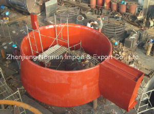 Marine Steel Propeller Nozzle for Ship Propulsion Unit pictures & photos