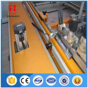 Hot Flatbed Automatic Screen Silk Printing Machine with Hjd-A301 pictures & photos