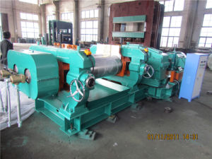 Open Mill/ Rubber Mill/Two Roll Mixing Mill pictures & photos