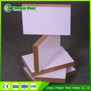 Best Quality Melamine MDF Board From Linqing Factory pictures & photos