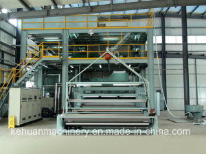 3.2m Ss PP Spun Bond Non Woven Fabric Making Equipment pictures & photos