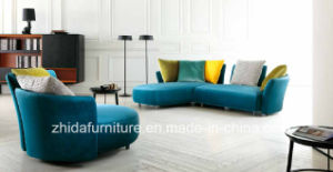 New Design Modern Living Room Fabric Sofa Ms1305 pictures & photos