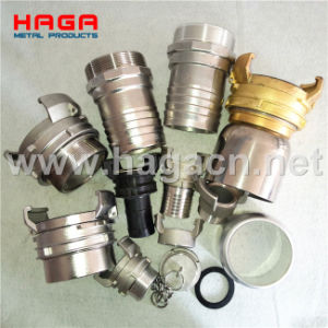 En18820-8 Aluminum Fire Hose Coupling Guillemin Coupling pictures & photos