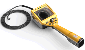 6.0mm Portable Industry Endoscope with 4-Way Tip Articulation, 1.5m Testing Cable
