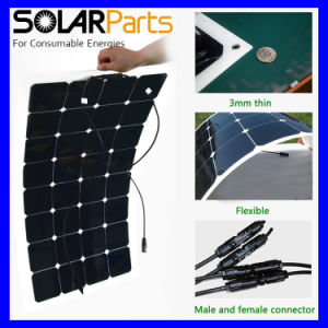 High Efficiency Flexible Solar Panel, 20%-23%, Made by Sunpower Solar Cell