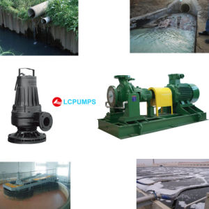 Pump to Deliver Industry Waste Water pictures & photos