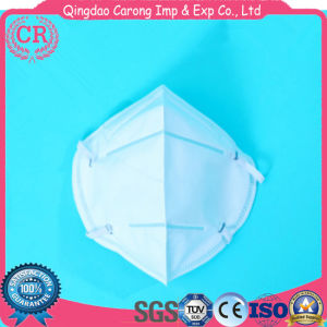 Fold Shape Disposable Dust Face Mask with CE pictures & photos