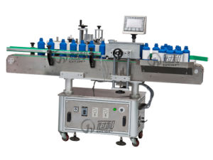 Automatic Vertical Labeling Machine for Round Bottles & Cylinders (GHAL-Y130) pictures & photos