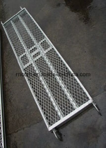 Hot DIP Galvanized Scaffold Steel Planks for Ringlock Scaffold pictures & photos