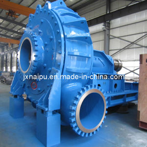 Metal/Rubber Lined Heavy Big Giant Mining Slurry Pump (750)