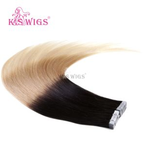 Germany Customized Tape on Remy Hair pictures & photos
