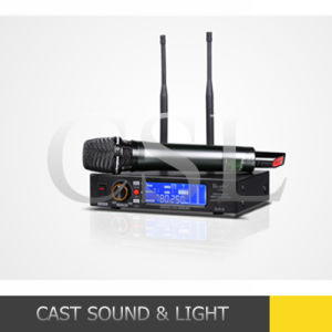 Professional UHF Wireless Microphone Systems Professional pictures & photos