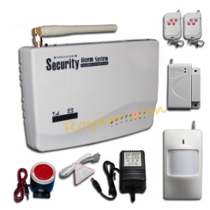 Wireless GSM Security Alarm System, Home/ Business Use Hsa-Dy-10A