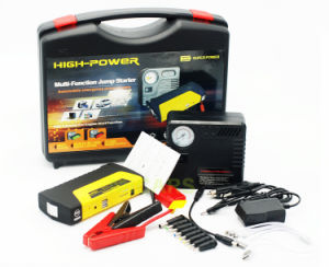 2017 New Portable Jumper Starter, Mini Multi-Functional Car Jump Starter pictures & photos