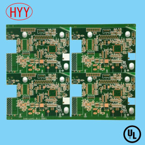 Fr4 Material PCB with Gold Plating pictures & photos