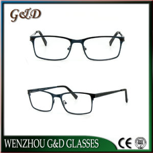 New Design Stainless Eyeglasses Eyewear Optical Glasses Frame Tb3775 pictures & photos
