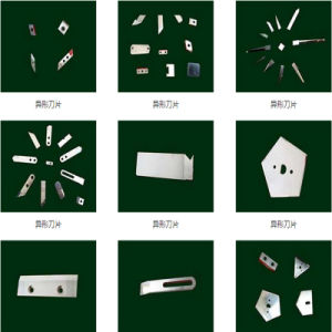 Tungsten Carbide Circular Knife for Slitting Corrugated Board pictures & photos