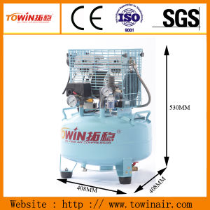 Silent Dental Oil-Free portable Air Compressor for Dental (TW5501) pictures & photos