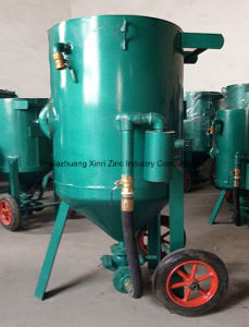 High Quality Portable Small Industrial Sandblasting Equipment for Sale pictures & photos