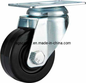 Medium Duty/Swivel Anti Static Rubber Caster