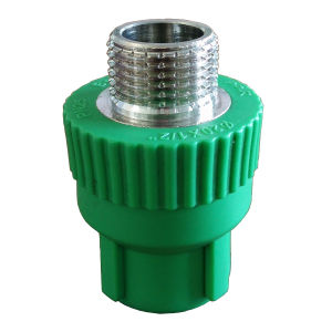 PPR Fittings / Male Socket pictures & photos