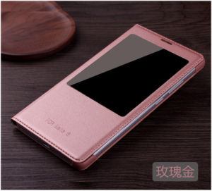Mobile/Smart/Cell Phone Case for Tecno/Zte/Gowin/Huawei/Nyx/M4/Lanix/Zuum Leather Case pictures & photos