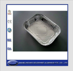 Aluminium Foil Food Tray (GS-JP F5516) pictures & photos