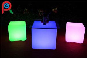 Waterproof LED Cube Chair Lighting