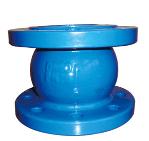 Cast Iron Vertical Silience Check Valve pictures & photos