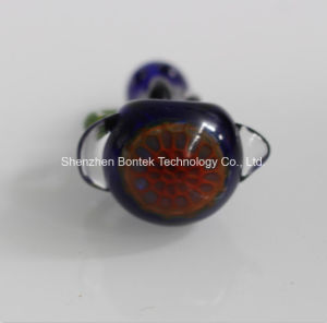 Beautiful Design Glass Smoking Spoon Pipe pictures & photos
