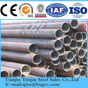 Seamless Steel Pipe S275, S275jr pictures & photos