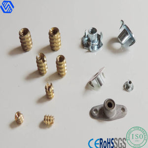 Factory Direct Wood Insert Nut pictures & photos