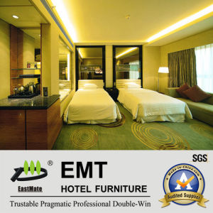 Modern Hotel Bedroom Set Duoble-Bde (EMT-B1202) pictures & photos