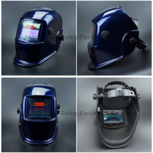 Ce En Approval Auto Darkening Welding Helmet for Welding Machine (WM4026) pictures & photos