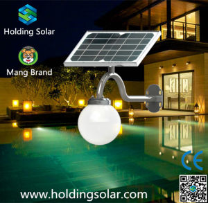 Environment-Friendly All in One Integrated Solar Street Lights with Ce pictures & photos