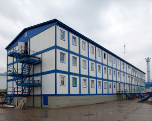 Prefabricated Steel Frame Structure Building for Warehouse a pictures & photos
