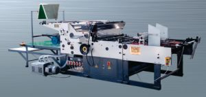 Automatic High Speed Window Patching Machine pictures & photos
