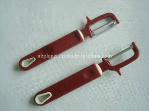 Plastic Microblade Peeler/Slicer for Veggies and Fruits pictures & photos