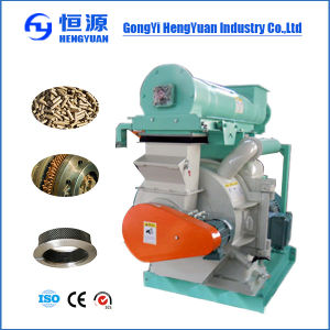 Biomass Sawdust Rice Husk Pellet Making Machine Line pictures & photos