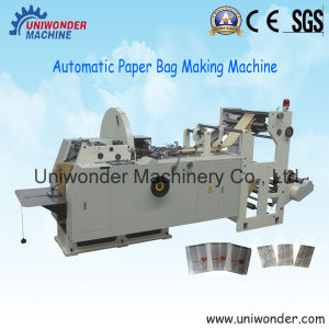 Automatic Multifunction Paper Bag Making Machine