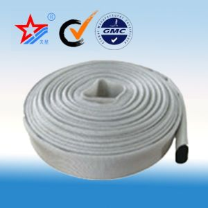 PVC Lining Fire Hose, Good Quality Flexible Fire Hose, PVC Mixed Rubber Hose pictures & photos