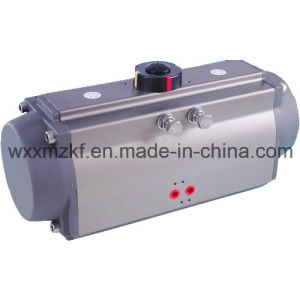 180 Degree Double Acting Pneumatic Rotary Actuator for Valve pictures & photos