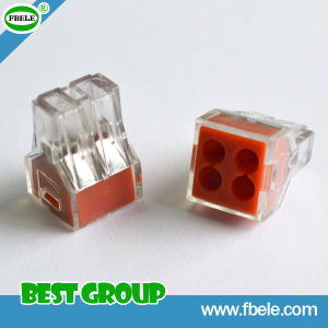PCB Screw Terminal Block Connector 5.08mm pictures & photos