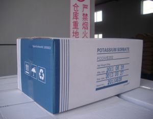 Potassium Sorbate with Standard of Fccv/E202 pictures & photos