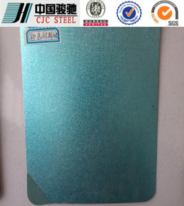 Galvalume Steel Coils with Green Color Anti-Finger Print