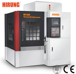 High Speed CNC Milling Machining Center, 24000rpm (HE-540) pictures & photos
