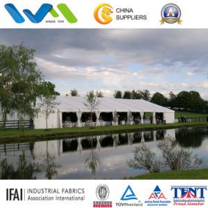 40m Width Outdoor Big White Roof Marquee Tent in Cheap Price for Sale pictures & photos